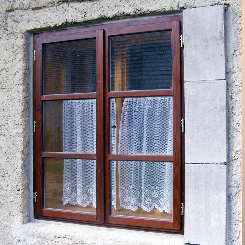 Špaletové okno na zakázku